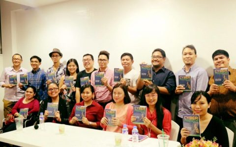 """Digital Influencers and Startup Founders Gather for """"Cyberpreneur Philippines"""" Book Launch"""
